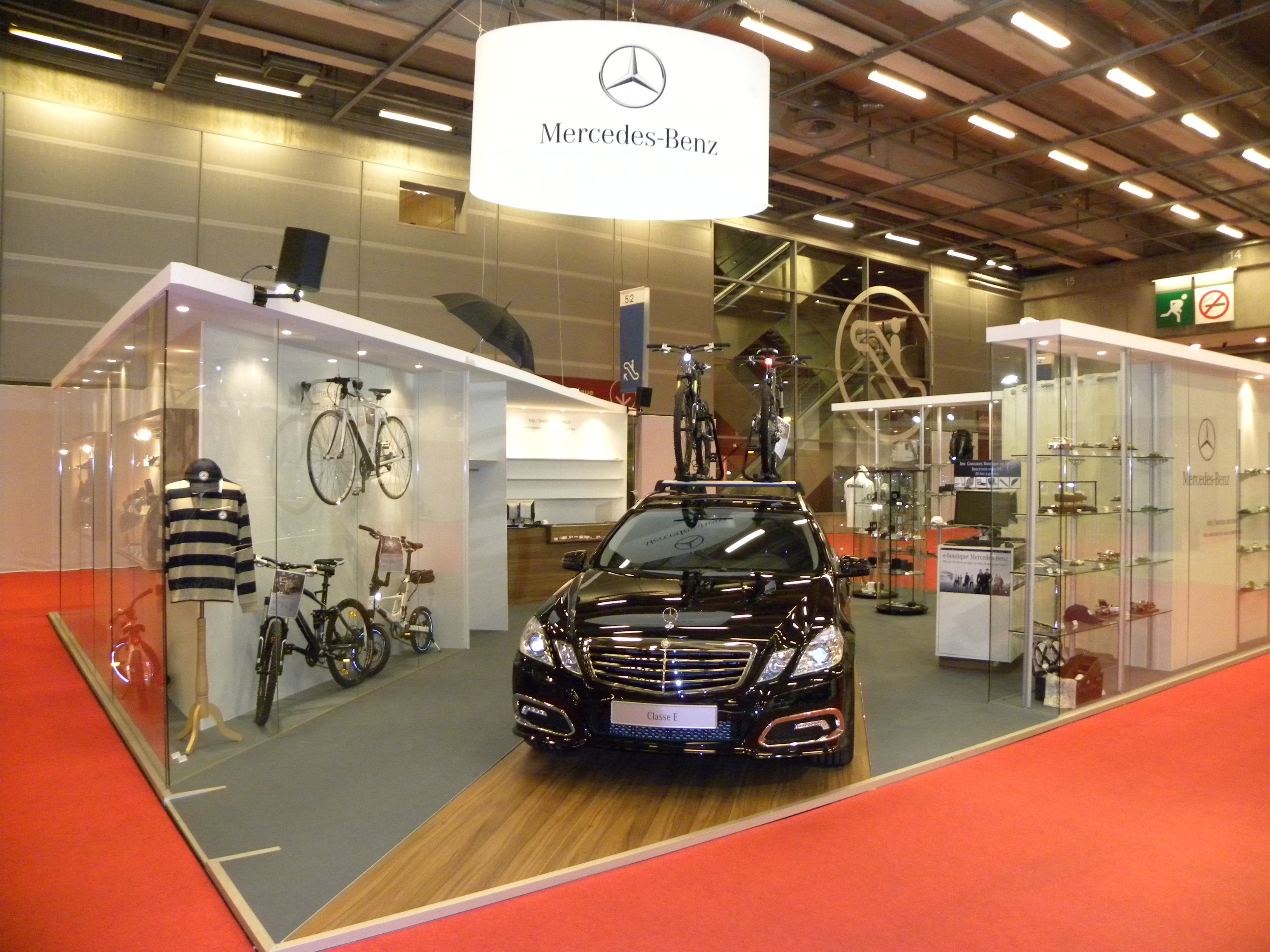 Boutique Mercedes