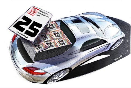 Porsche Michael Mauer