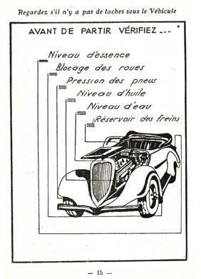 Conseils 1950