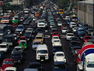 Circulation Mexico