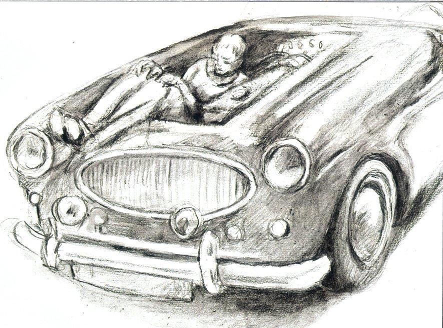 Austin Healey 3000 MKIII a