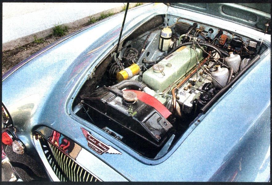 Austin Healey 3000 MKIII b