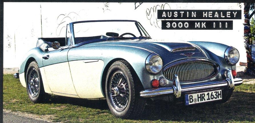 Austin Healey 3000 MKIII c